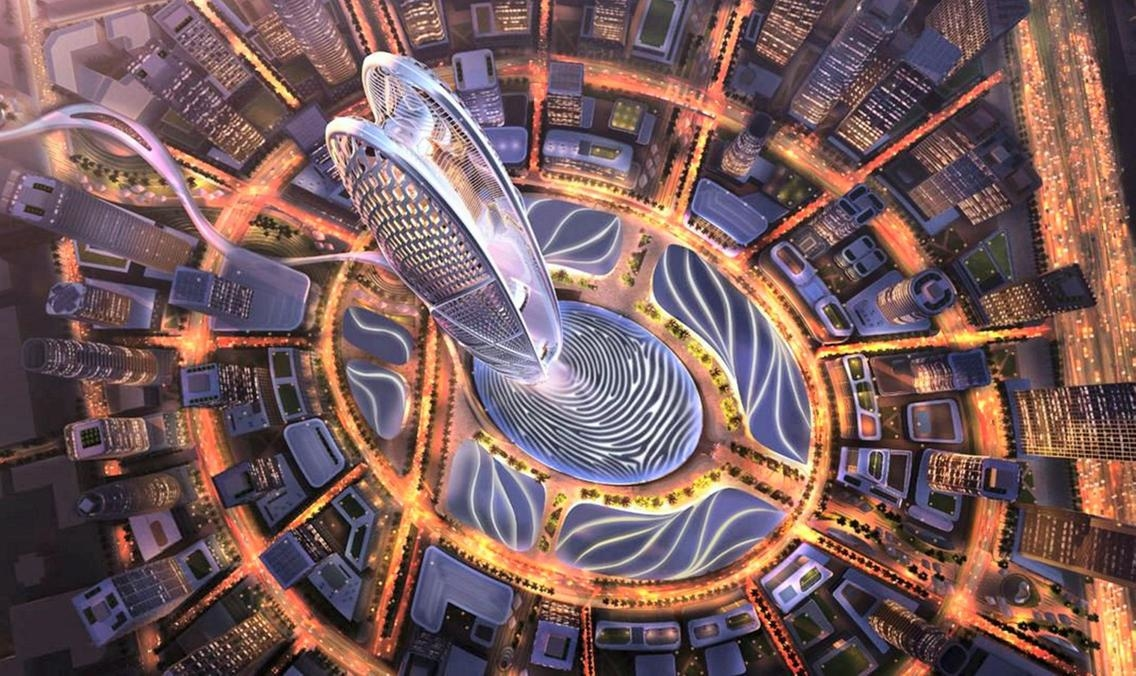 Burj Jumeirah, Architecture, Skyscrapers, Dubai, Dubai Holding, UAE