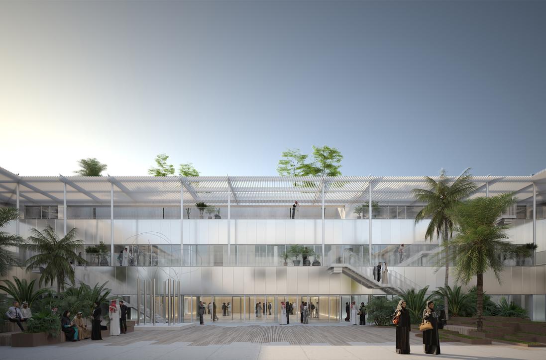 Design competition, Saudi Arabia design competition, Art Jameel, Hayy Creative Hub, Middle East design