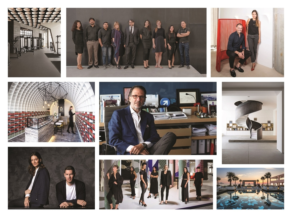 Design industry, Boutique firms, Roar by Pallavi Dean, Anarchitect, Lulie Fisher Design Studio, Commercial Interior Design awards, Middle East design firms, Boutique interior design practices