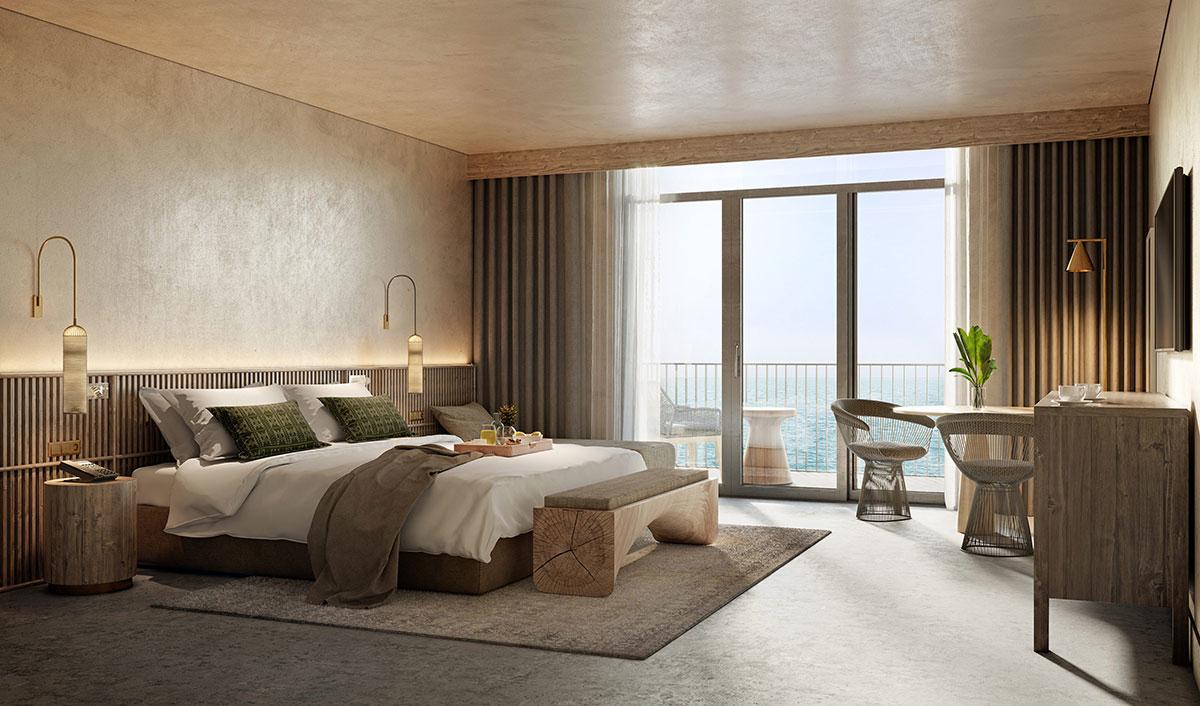 David Lessard, H+A, Hotel design, Refurbishment, Luxury, Boutique Hotels