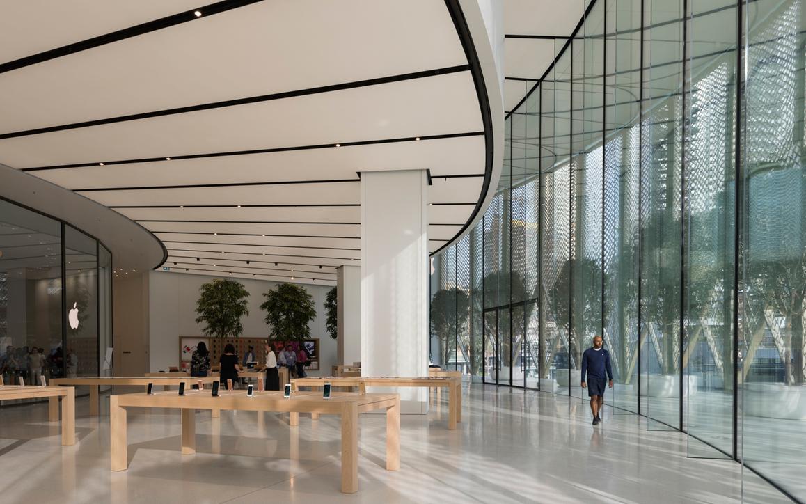 Foster + Partnerrs, Future of design, Retail design, Office design, Modern workplace