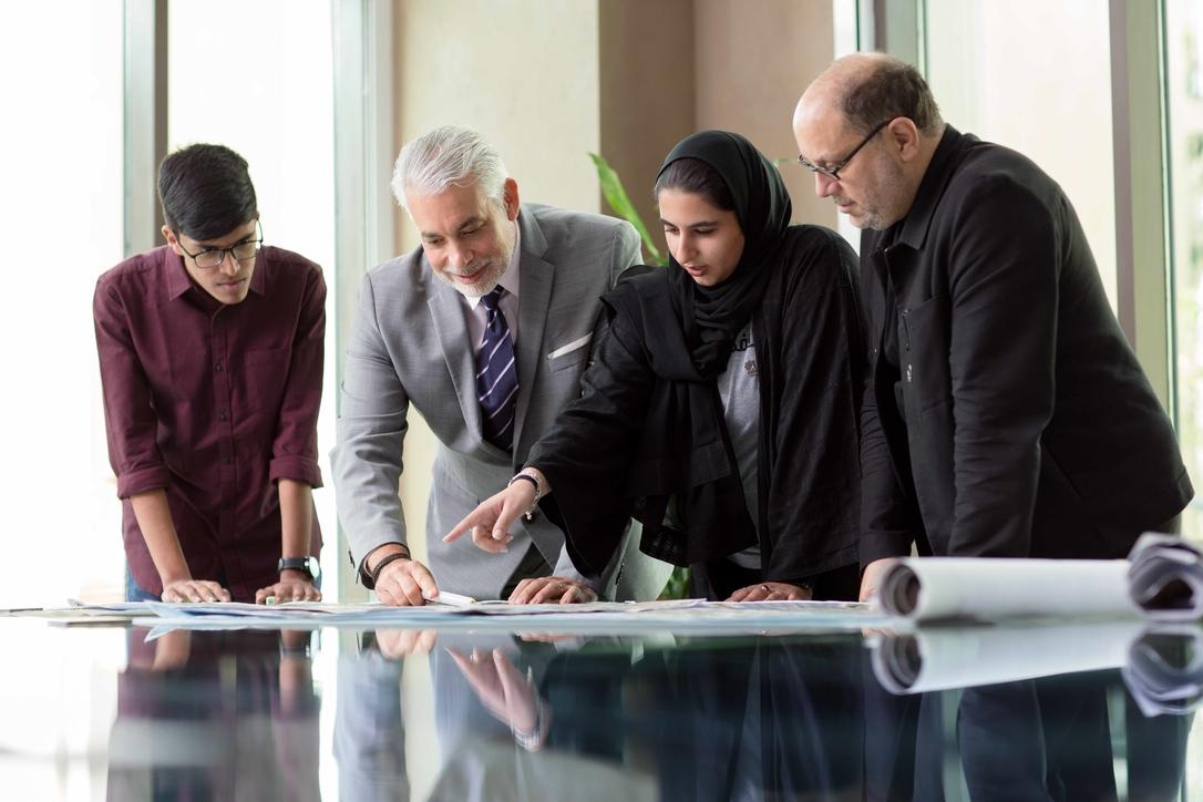 Project Design Space, Dubai Institute of Design and Innovation, Dubai Holding, Dubai Design District, Young designers, Dubai
