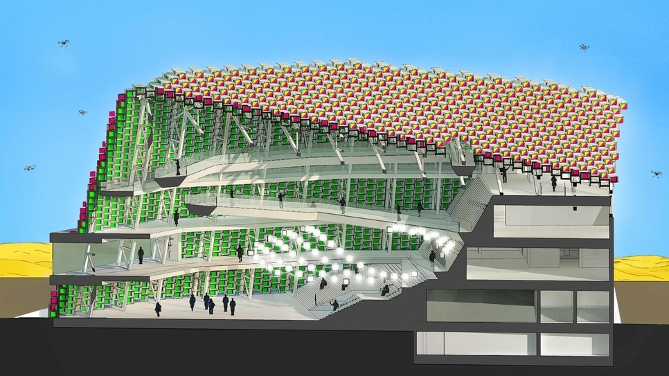 Expo 2020 Dubai, Country pavilions, Dubai, South Korean Pavilion