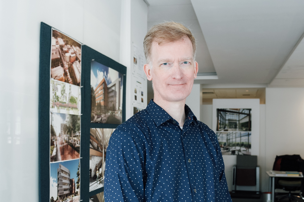 Perkins+Will, Job appointments, Architecture, Dubai