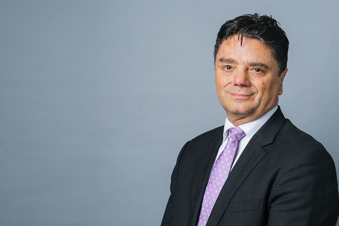 Dr Gianpaolo Bruno; Photo: Rajesh Raghav