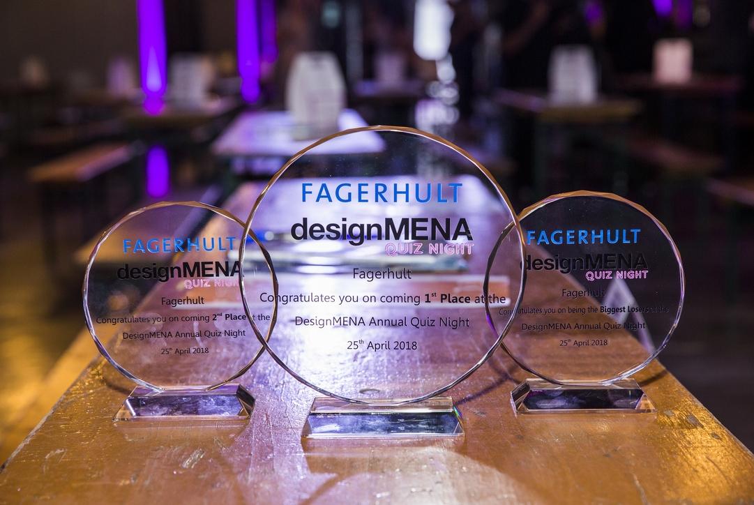 DesignMENA Quiz, DesignMENA Quiz Night 2019, Dubai