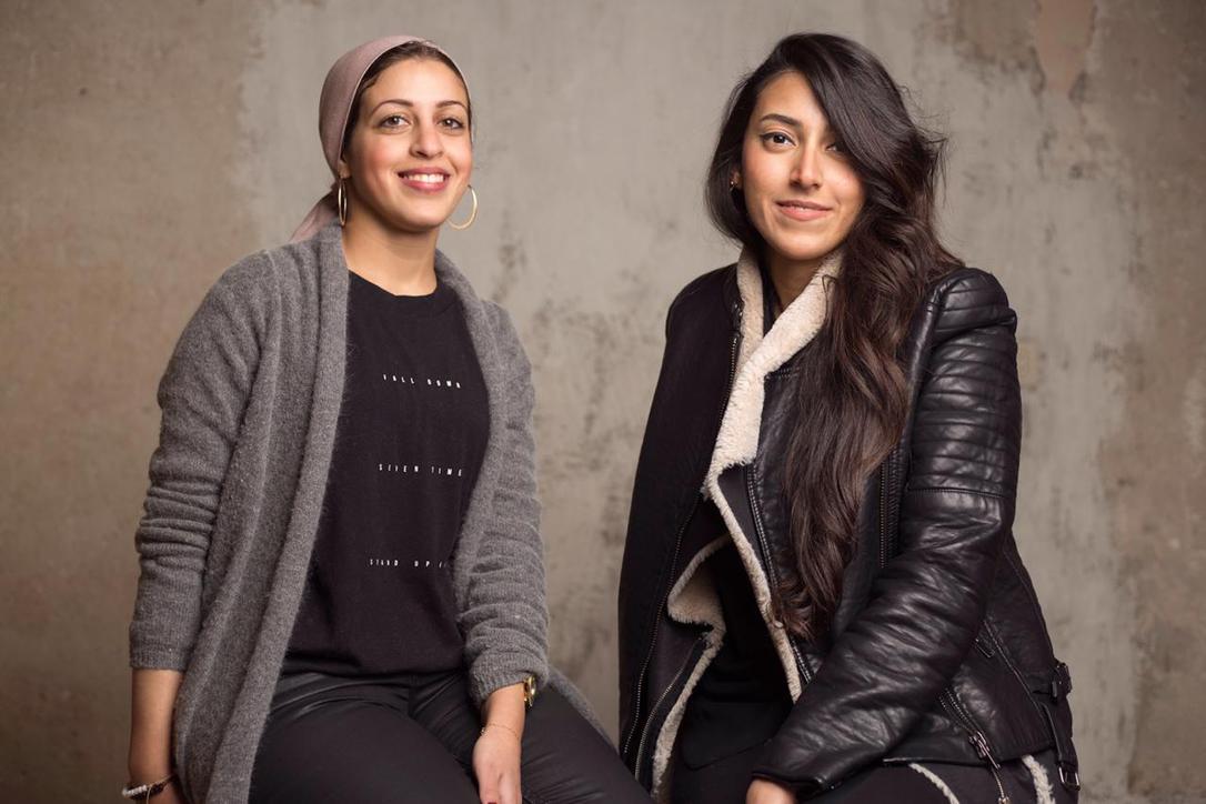 Hend Riad and Mariam Hazem, co-founders, Reform Studio