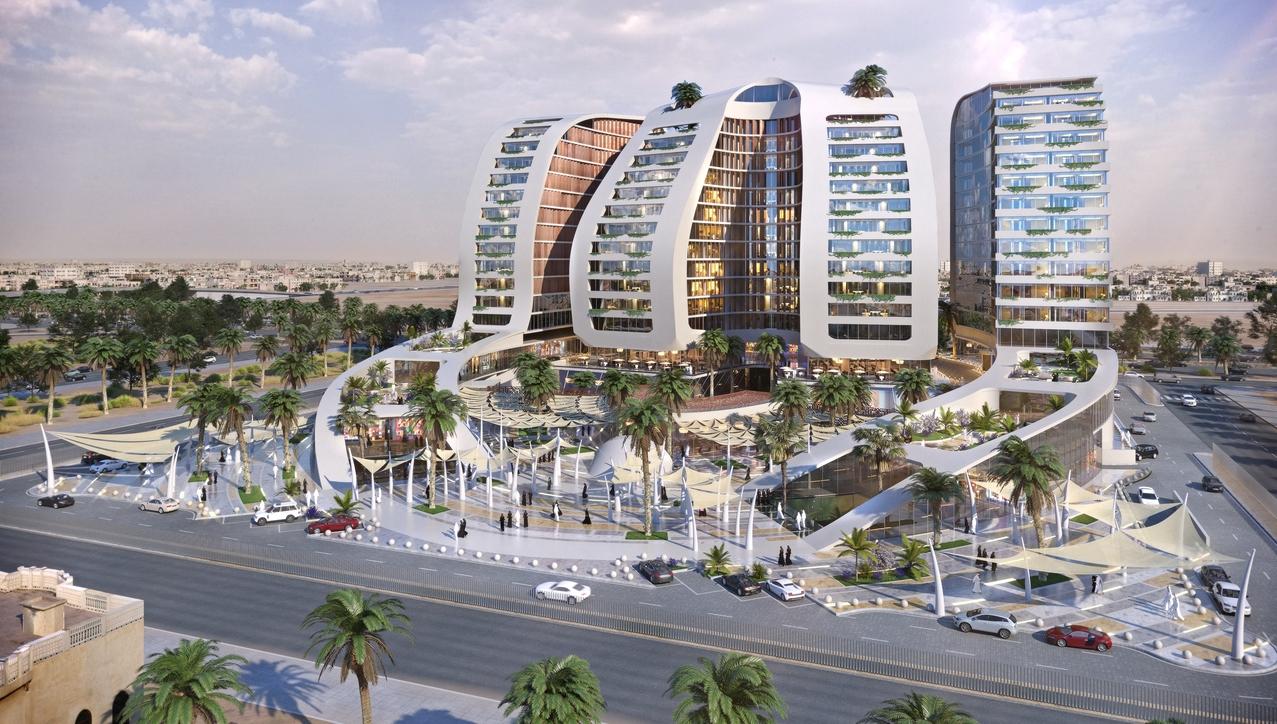 Starwood Riyadh