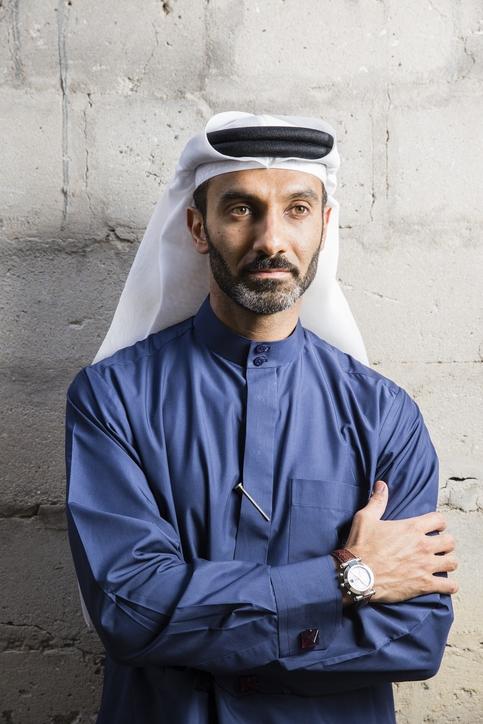Dubai product designers, Middle East product designers, Khalid Shafar, Emirati product designer