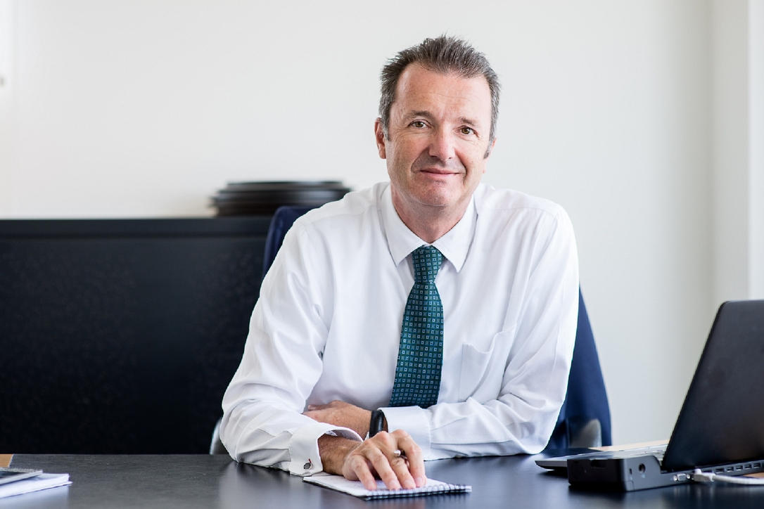 Marcos Bish is managing director at Summertown Interiors.