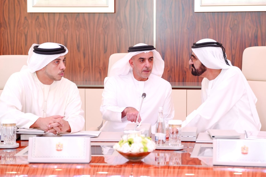 UAE Cabinet, HH Sheikh Mohammed, Fit-out sector