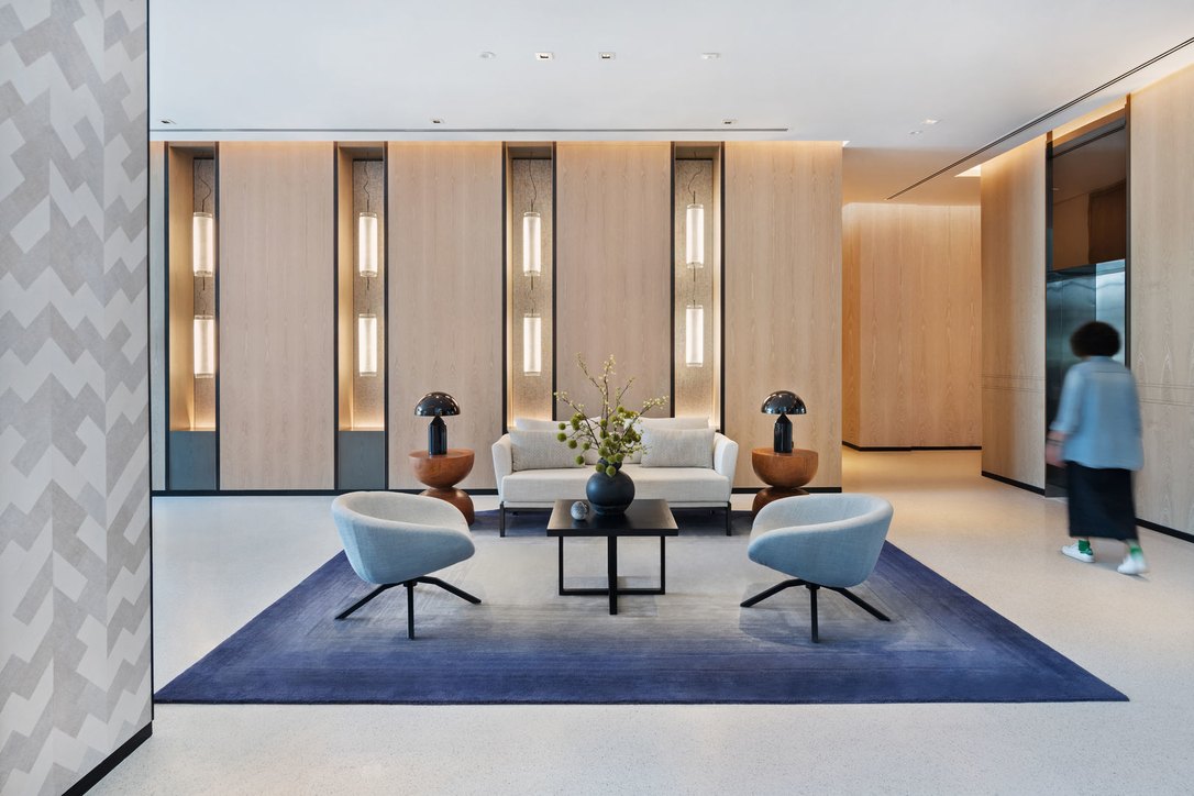 Vida Emirates Hills by Lulie Fisher Design Studio