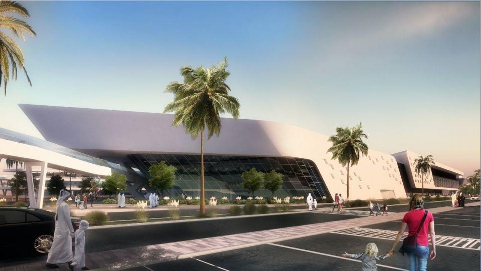 The National Aquarium at Al Qana, Al Qana, Abu Dhabi, Entertainment projects