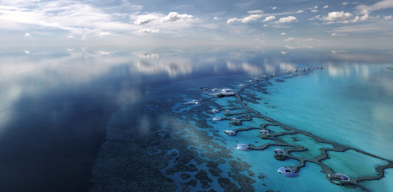 Depa Group, The Red Sea Project, Saudi Arabia
