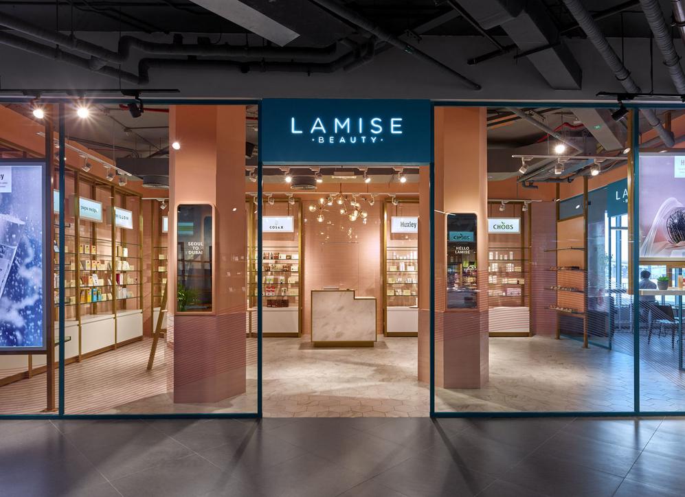Studio EM, Dubai retail design, Minimalism