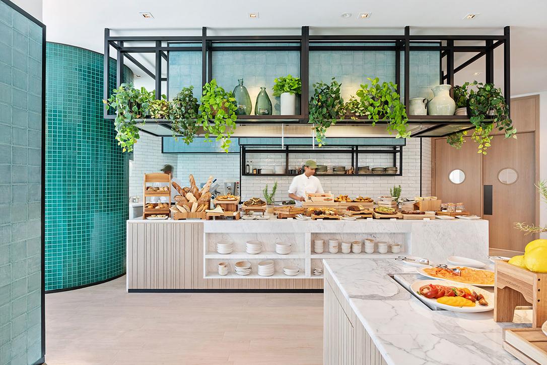 Lulie Fisher Desig Studio, Vida hotels, Emaar