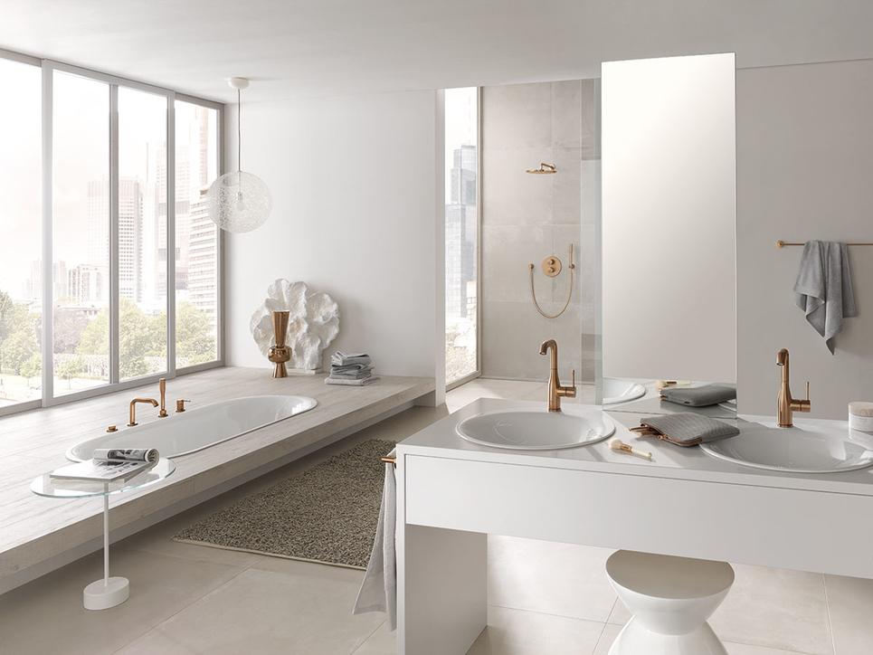 Grohe, Bathroom design trends