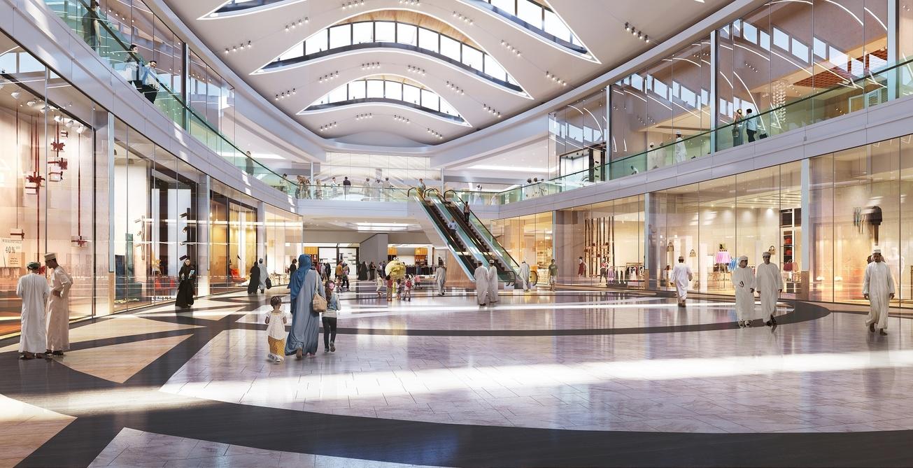 Retail, Oman, Majid Al Futtaim