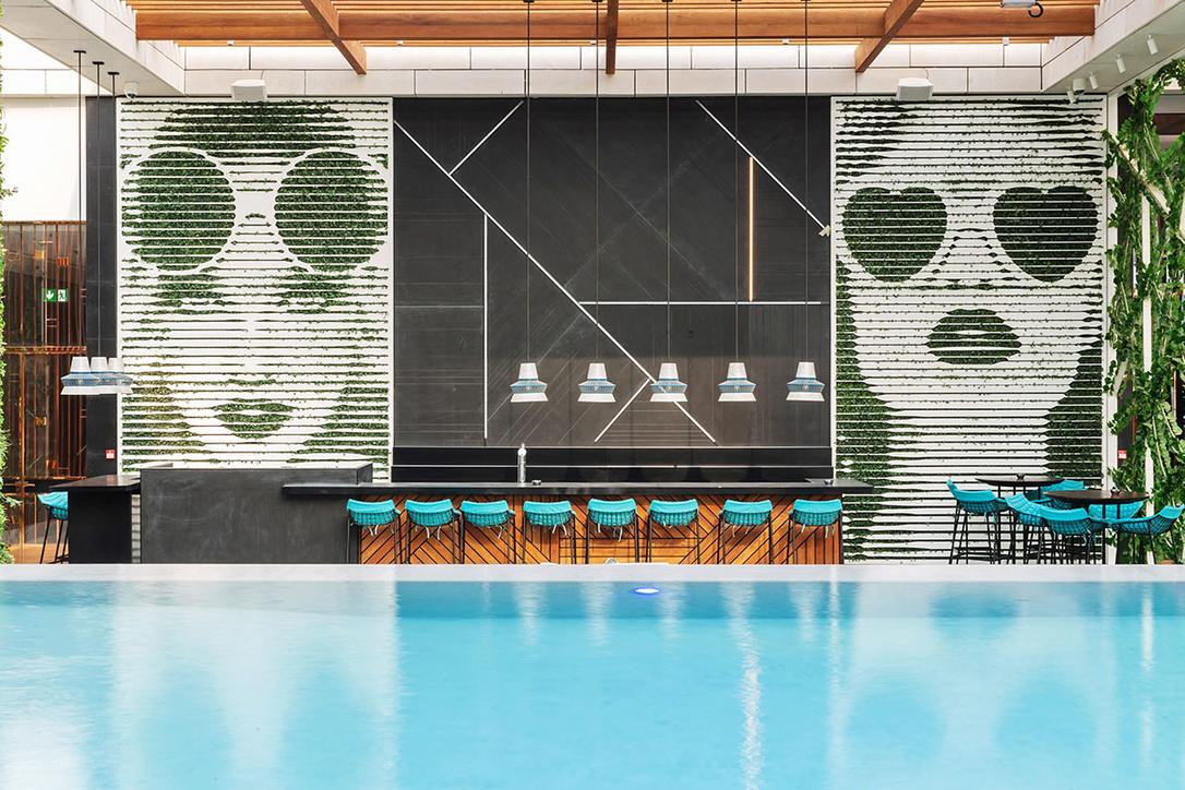 Waldorf Astoria DIFC, SRSS, Dubai Hotel Design