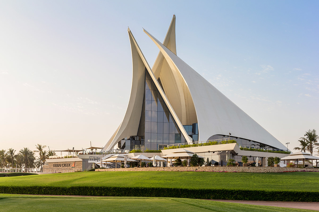 Godwin Austen Johnson, Dubai Creek Golf & Yacht Club