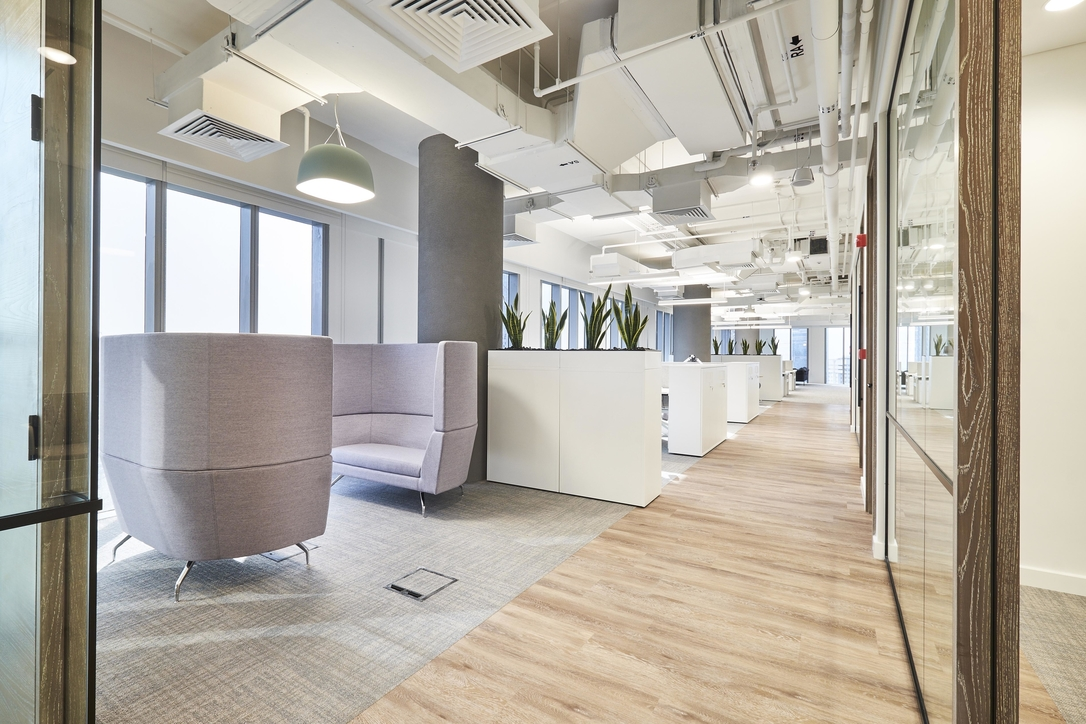 Interface, Modular carpets, Appointments