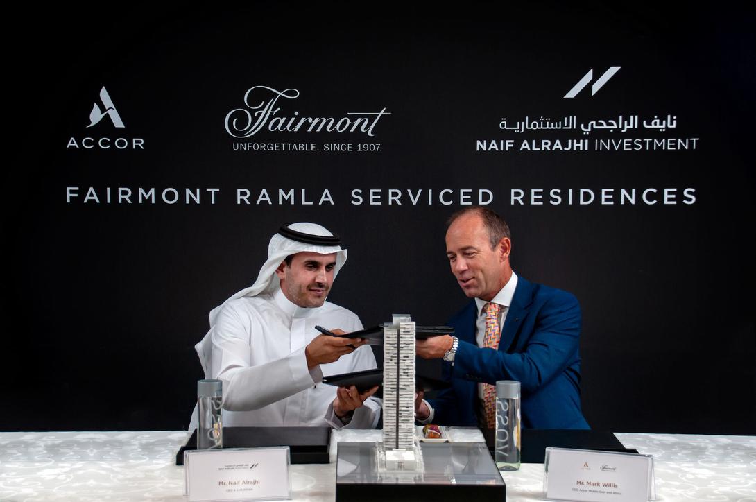Saudi Arabia, Accor, Residential design