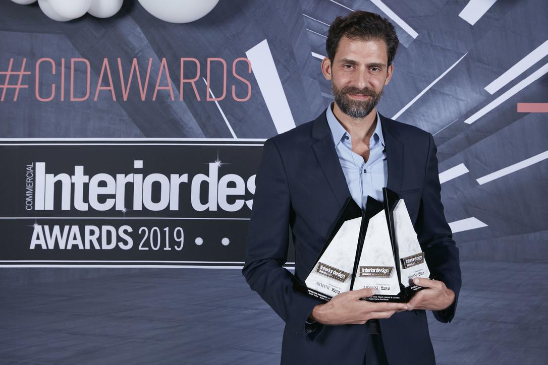 CID Awards, CID Awards 2019, Commercial Interior Design Awards 2019, Rabih Geha, Lulie Fisher