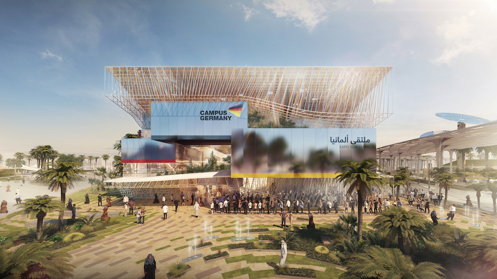 Expo 2020 Dubai, Country pavilions, Sustainability