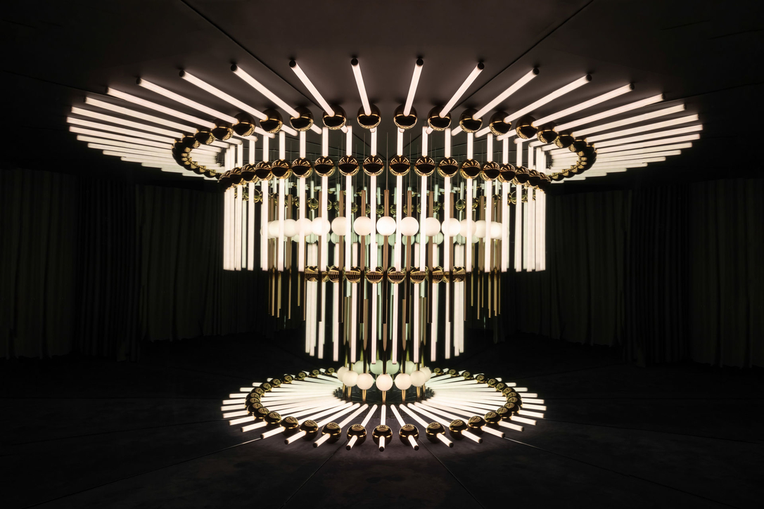 London Design Festival, London Design Festival 2019, Lee Broom, Lighting, Installations