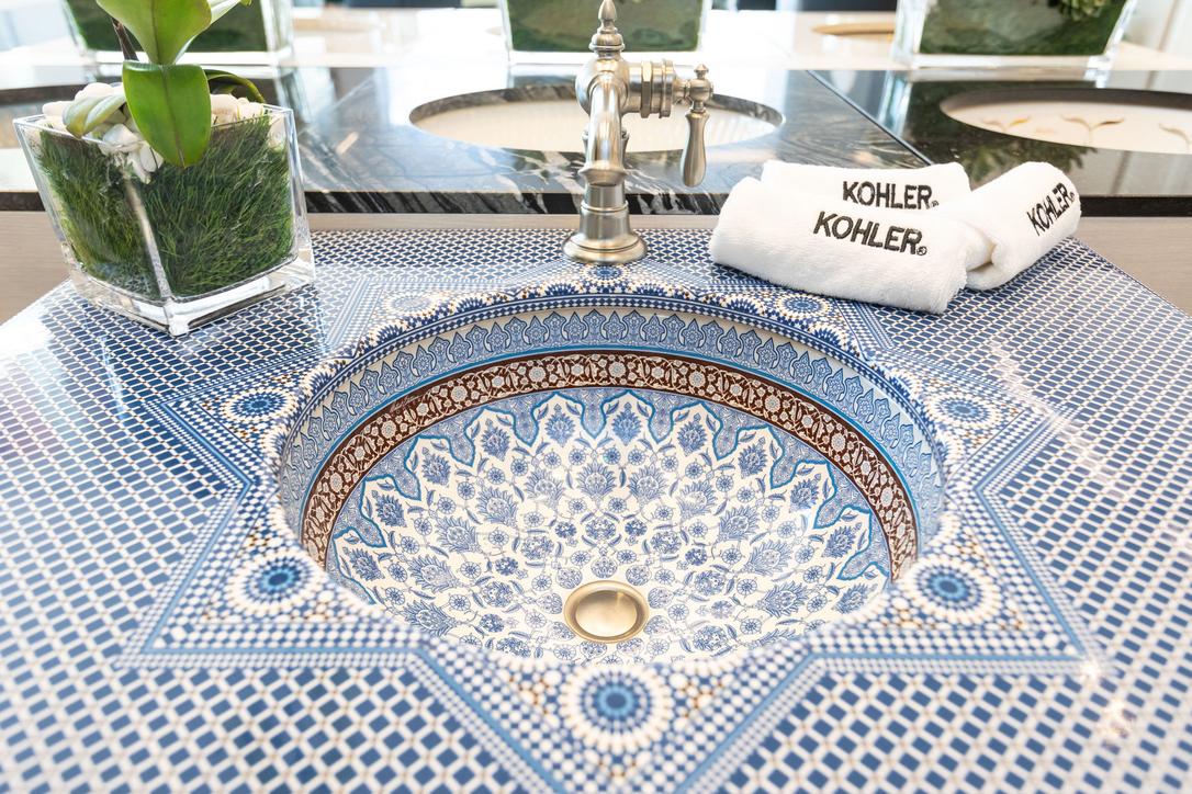 Kohler, Abu Dhabi, Showroom design