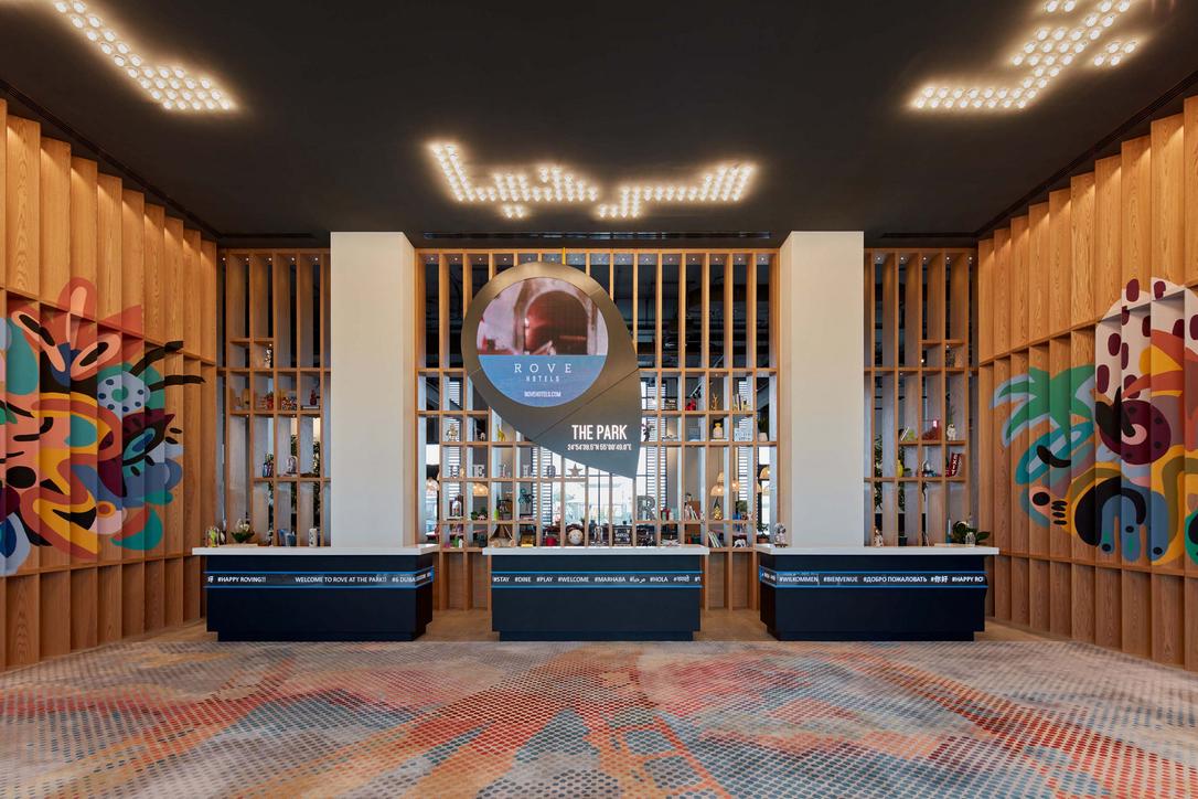 H2R Design, Rove Hotels, Dubai Parks and Resorts