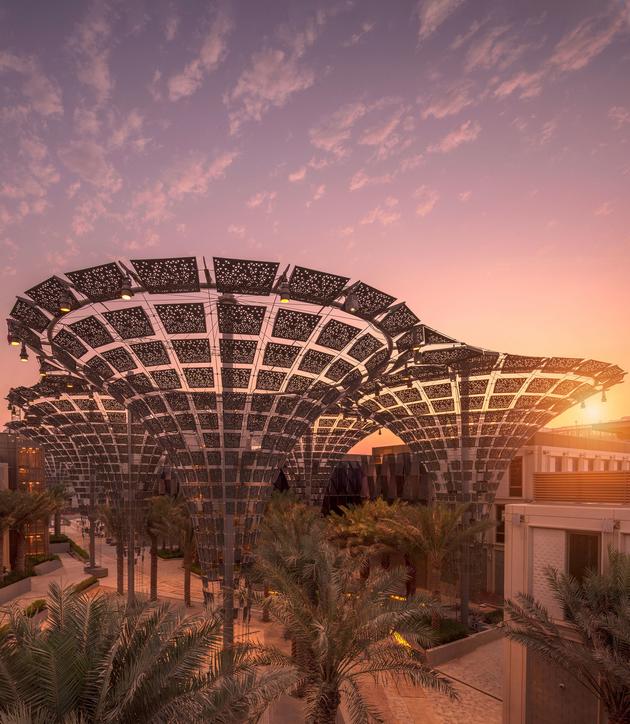 Expo 2020 Dubai, World Architecture Day