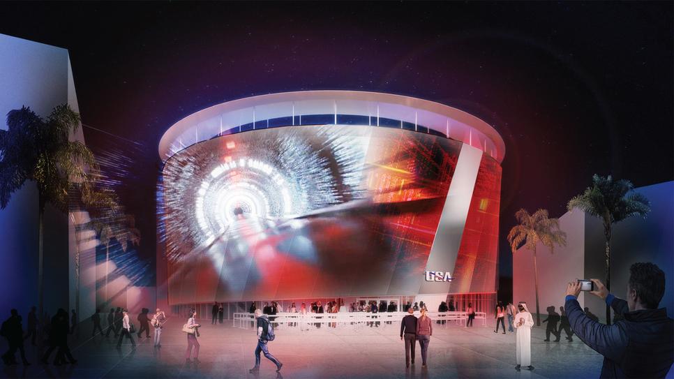 Expo 2020 Dubai, US Pavilion