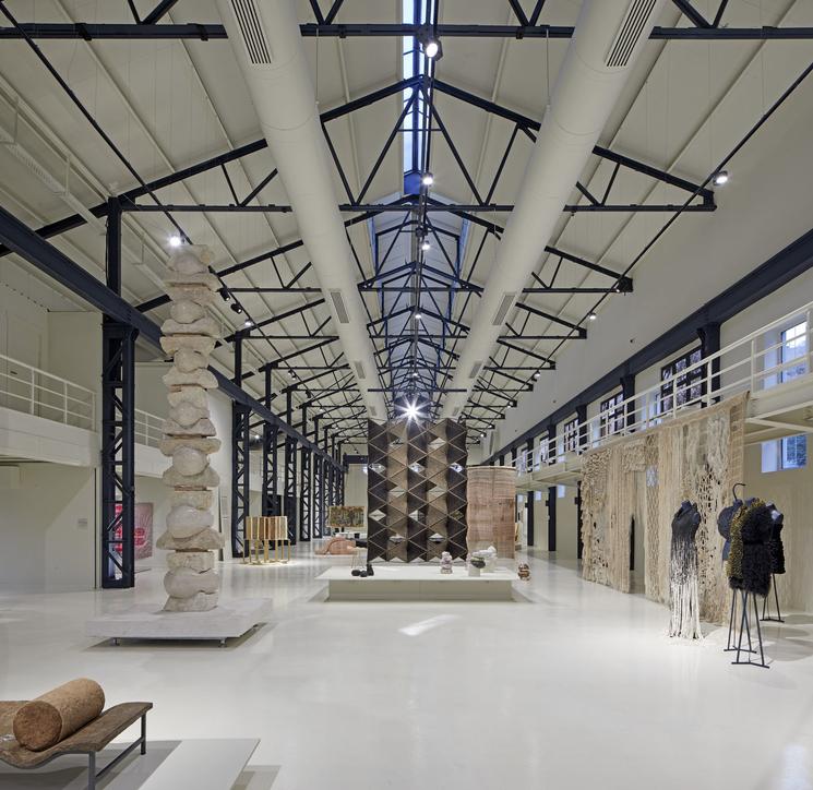 Amman Design Week, Amman Design Week 2019, Amman, Jordan, Design, Material exploration, Weaving, Materials, Middle East, Abeer Seikaly, Rana Beiruti, Noura Al Sayeh, Twelve Degrees, Sahar Al Madanat