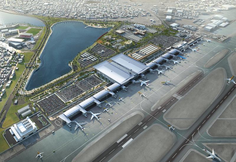 Bahrain International Airport, Airports, Airport terminal