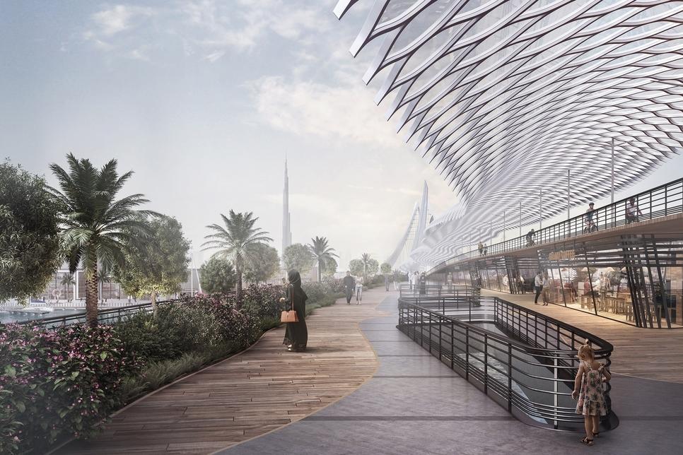 Concept design, LWK+Partners, Dubai RTA