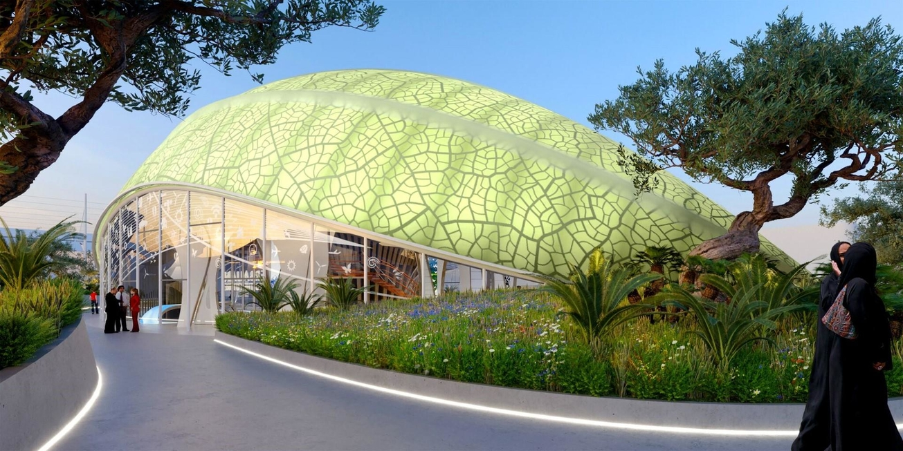 Expo 2020 Dubai, Azerbaijan