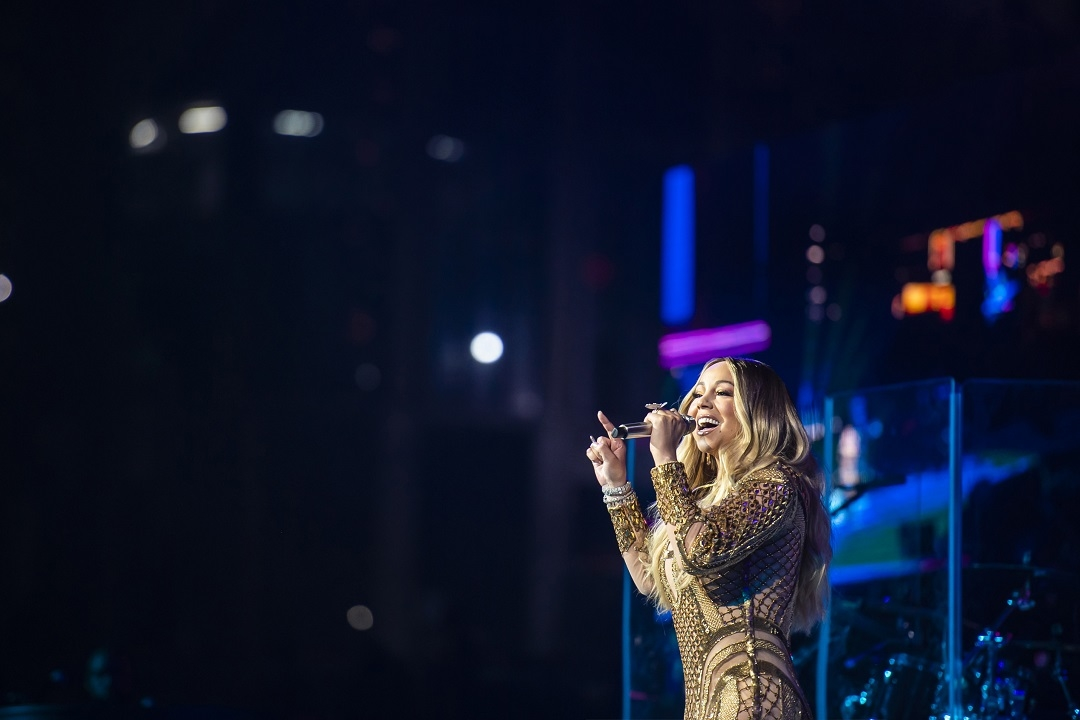 Expo 2020 Dubai, Mariah Carey
