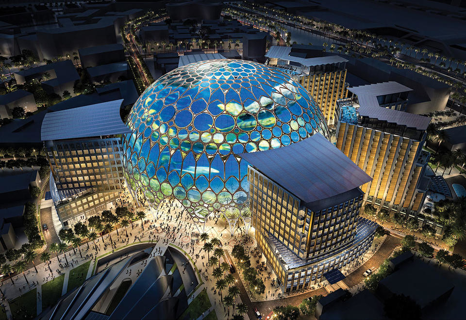 Expo 2020 Dubai, Gapminder Foundation, Dubai