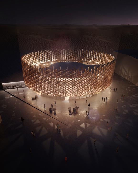 Expo 2020 Dubai, Country pavilions, Canada