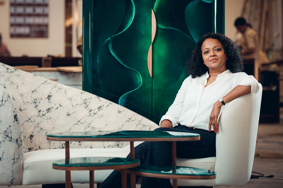 Dubai furniture design, Interspace, Downtown Design 2019