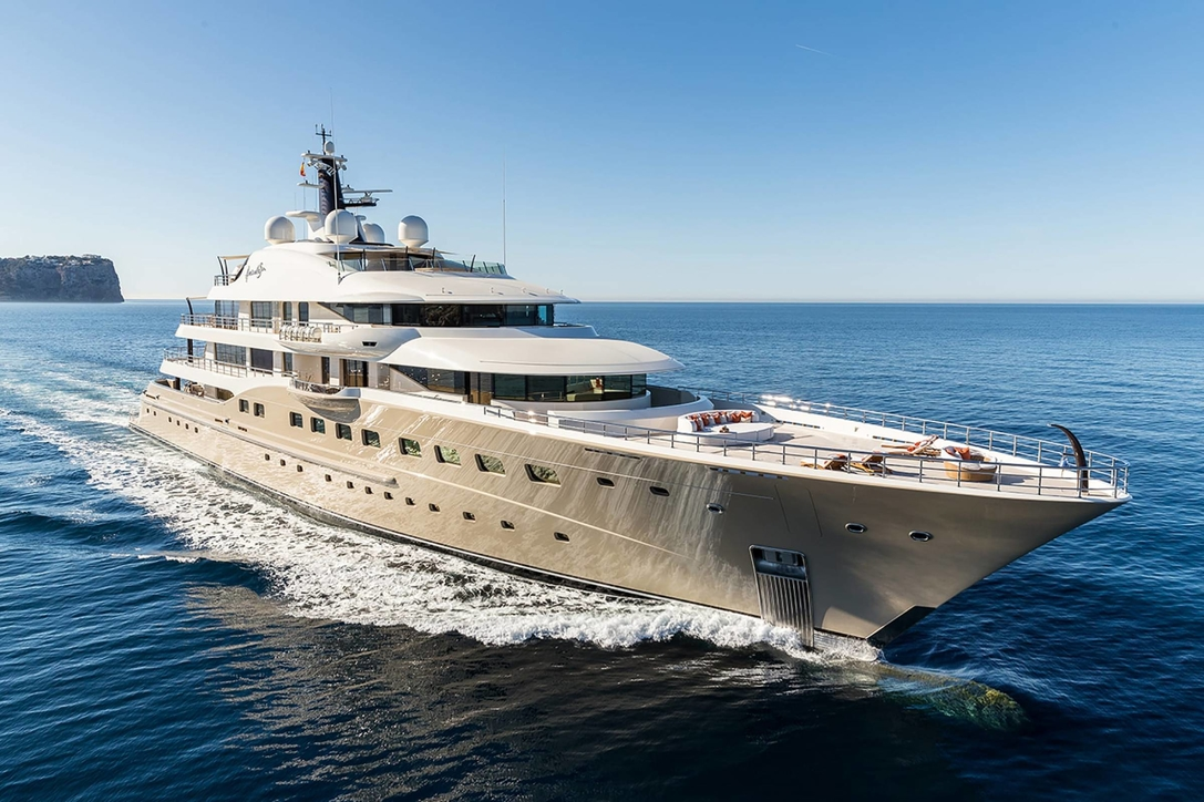 Depa Group, Fit-out, Yacht