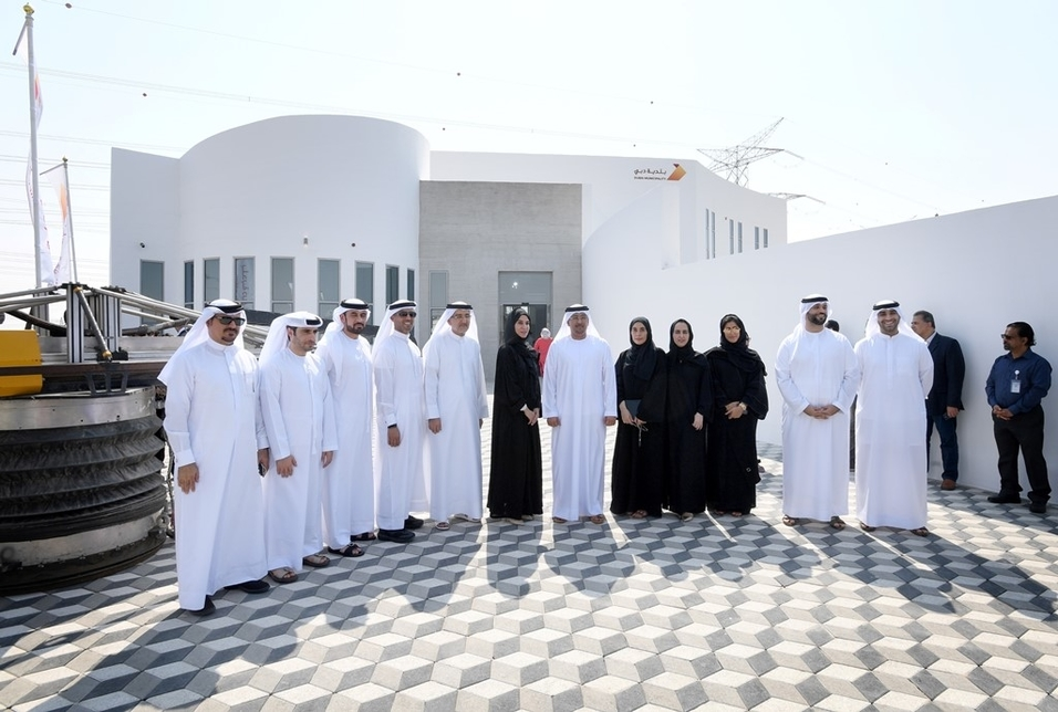 News of the digital contracts follows Dubai Municipality's completion of a 3D printed building.