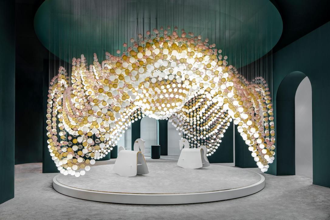 Preciosa, Lighting, Downtown Design 2019