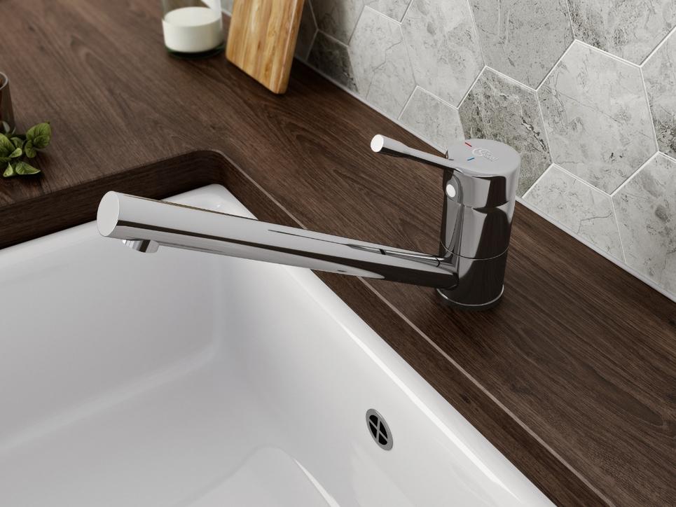 Ideal Standard, Kitchen fittings, Kitchen design