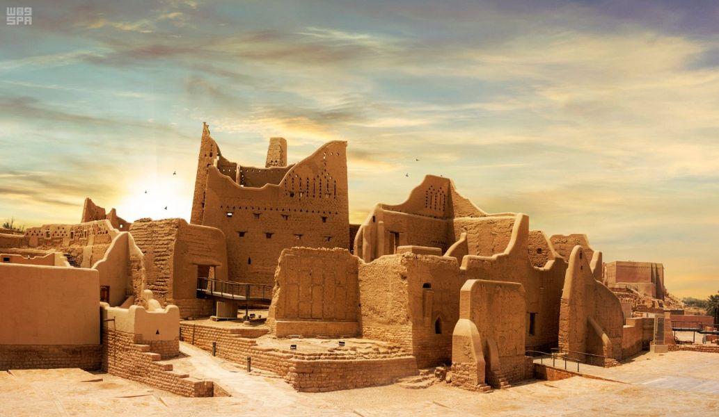 Diriyah Gate Development, Heritage architecture, Saudi Arabia