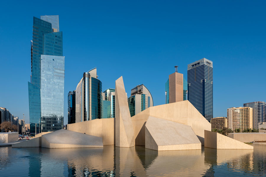 CEBRA, Musalla hall, Abu Dhabi, Qasr Al Hosn