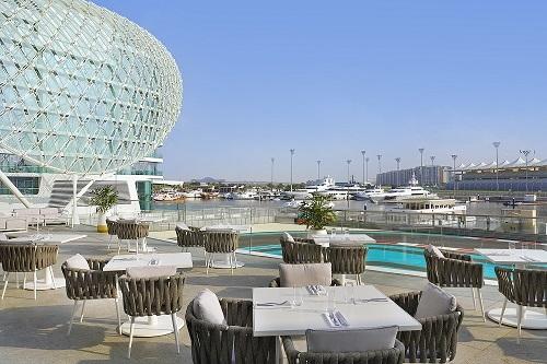 W Abu Dhabi Yas Island, W Hotels, Abu Dhabi, UAE hotels, Hospitality design