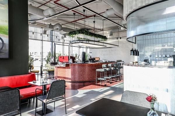 Restaurant, Zero fat, Key Concept