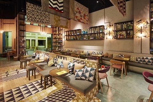 I-Am Middle East Hospitality, Henry Van Belle, F&B design